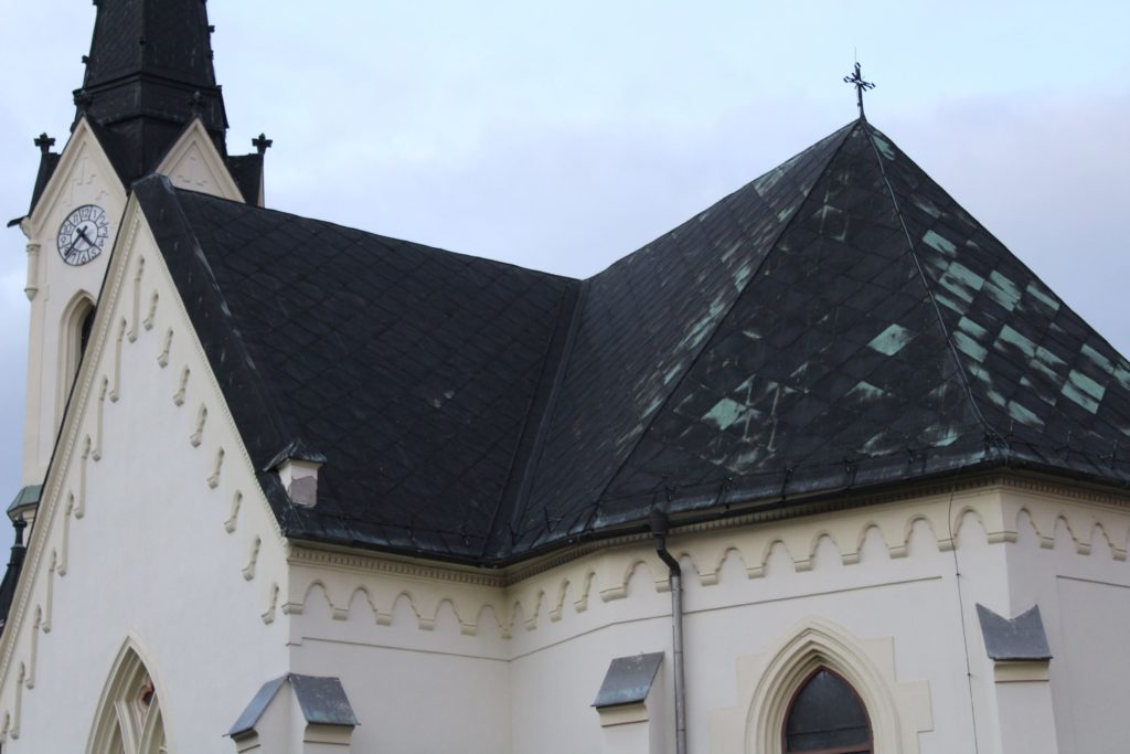 Kostol Panny Márie Ružencovej v Černovej 19