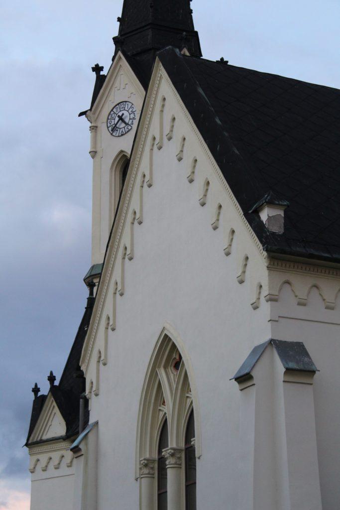Kostol Panny Márie Ružencovej v Černovej 20