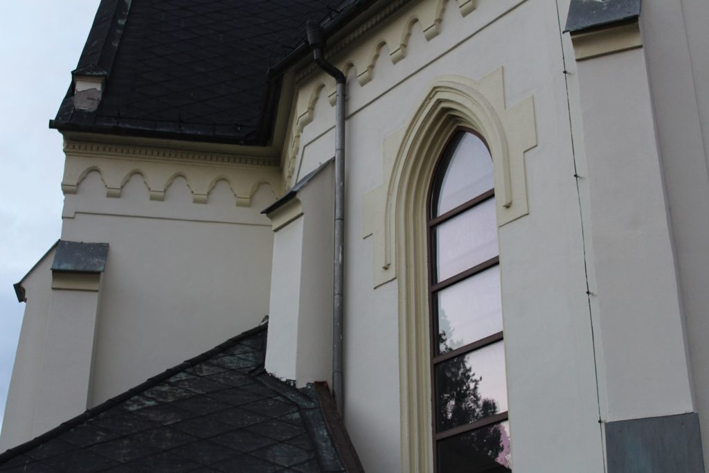 Kostol Panny Márie Ružencovej v Černovej 21