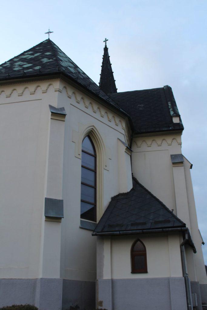 Kostol Panny Márie Ružencovej v Černovej 22