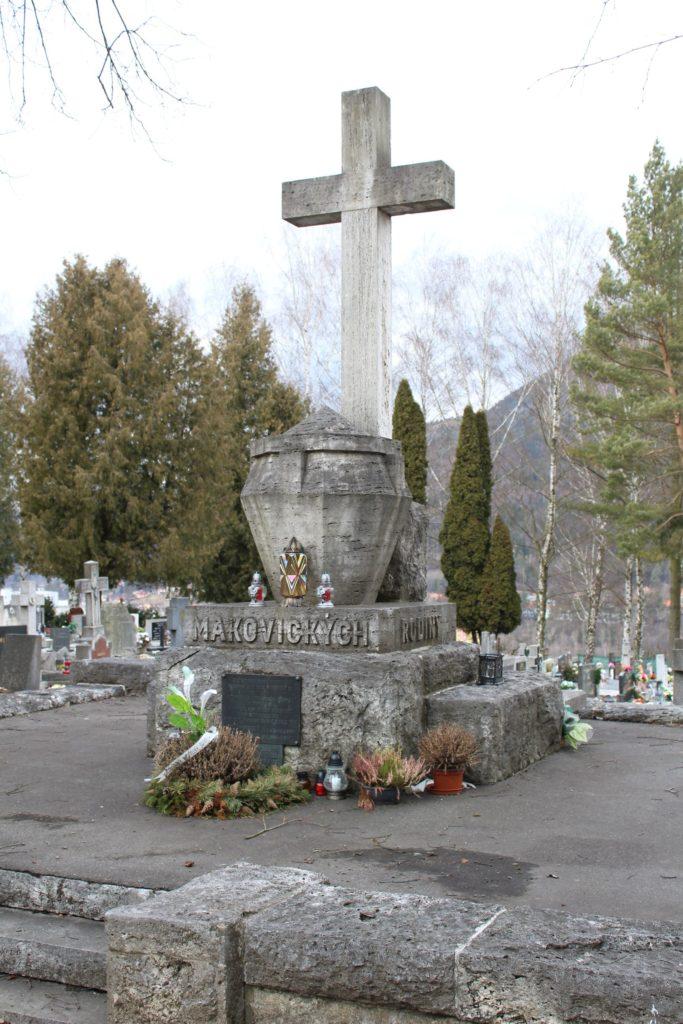 Mestský cintorín v Ružomberku 01