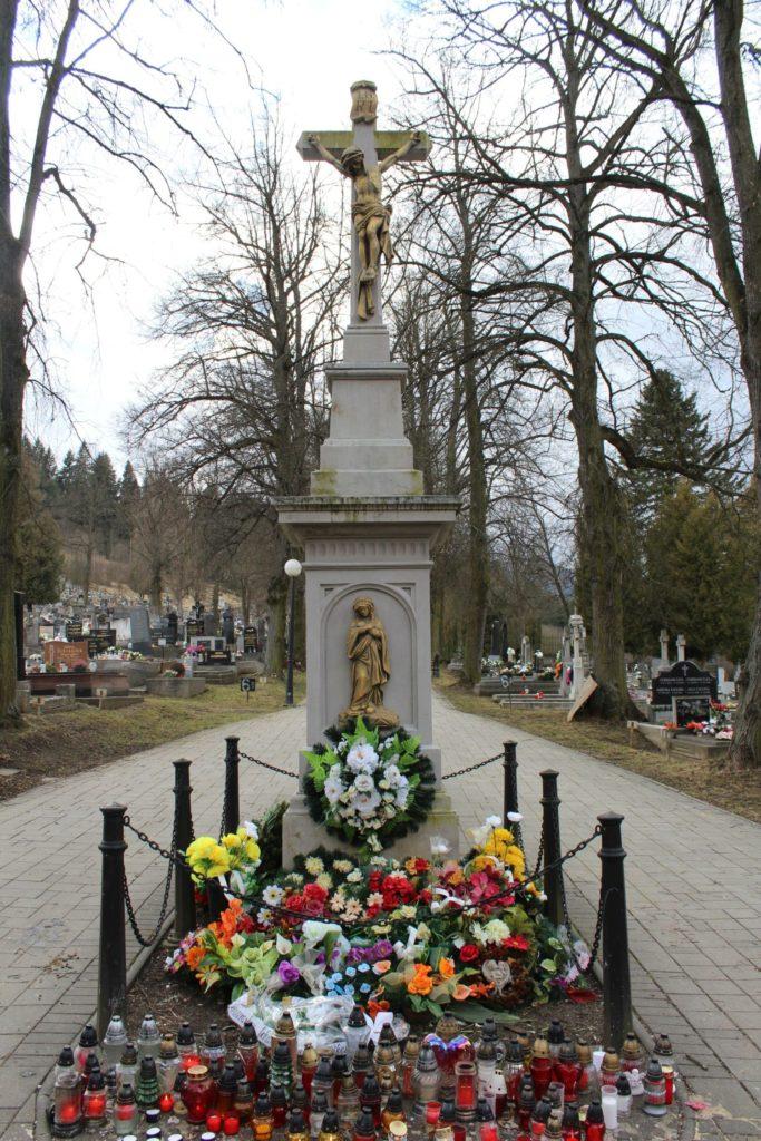 Mestský cintorín v Ružomberku 02