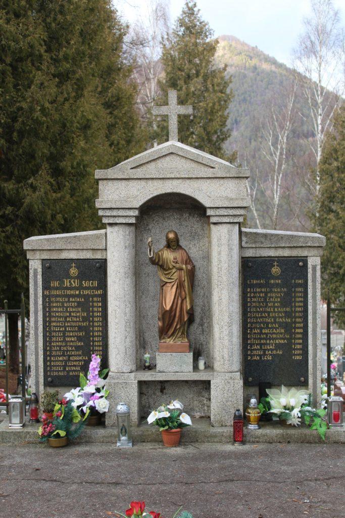 Mestský cintorín v Ružomberku 04