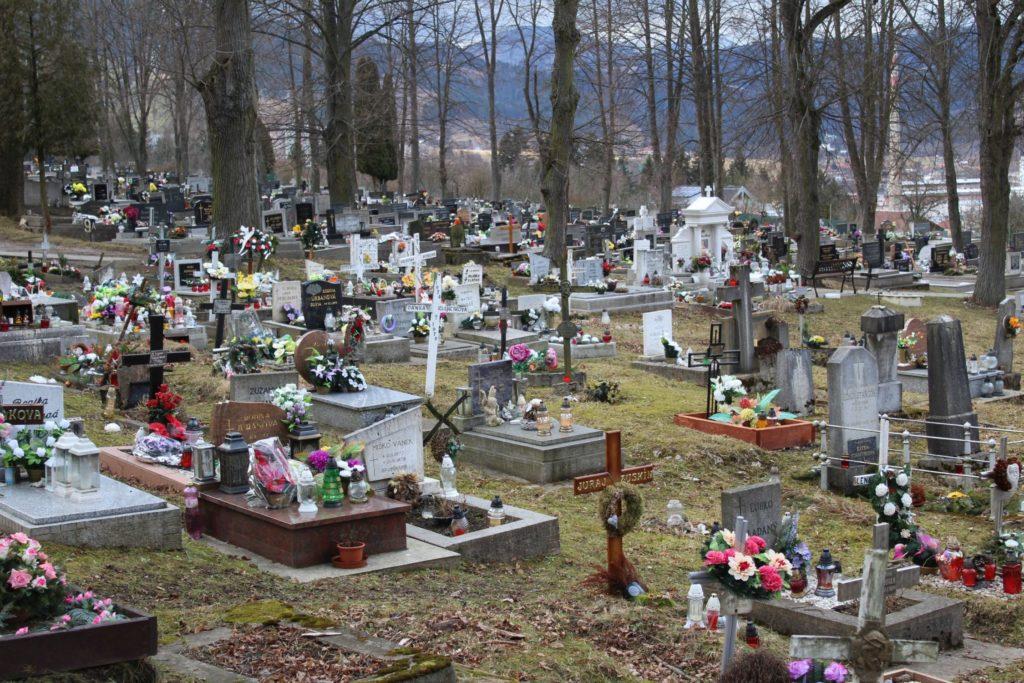 Mestský cintorín v Ružomberku 06