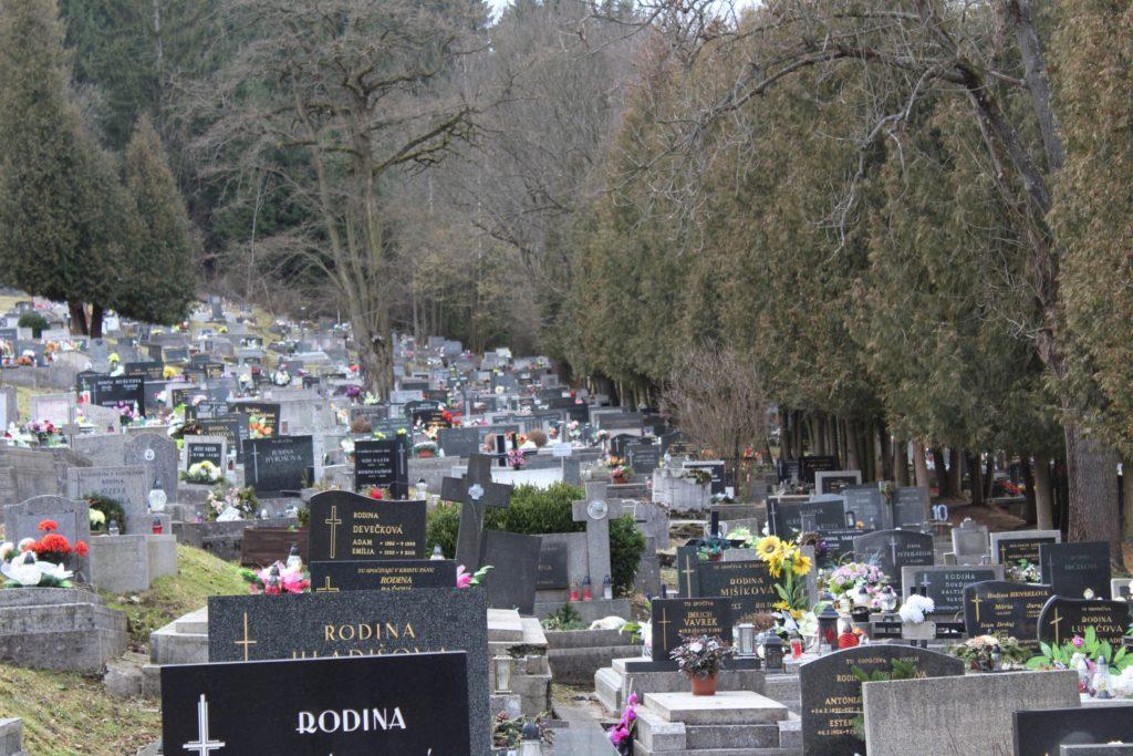 Mestský cintorín v Ružomberku 07