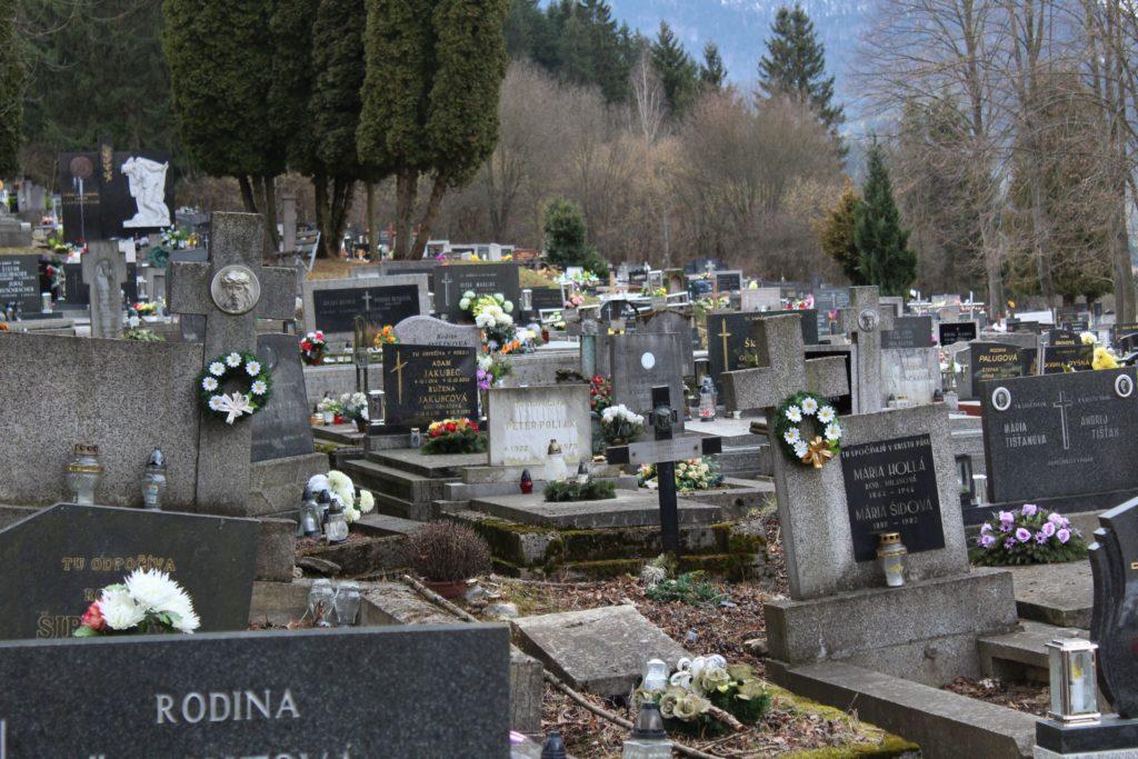 Mestský cintorín v Ružomberku 08
