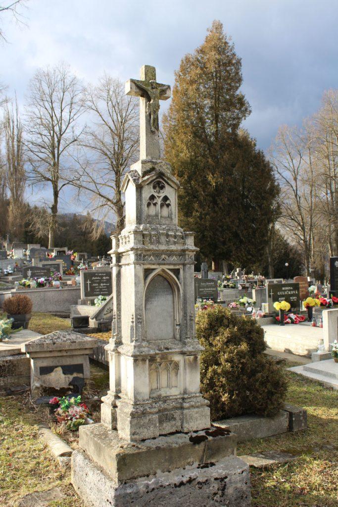 Mestský cintorín v Ružomberku 10