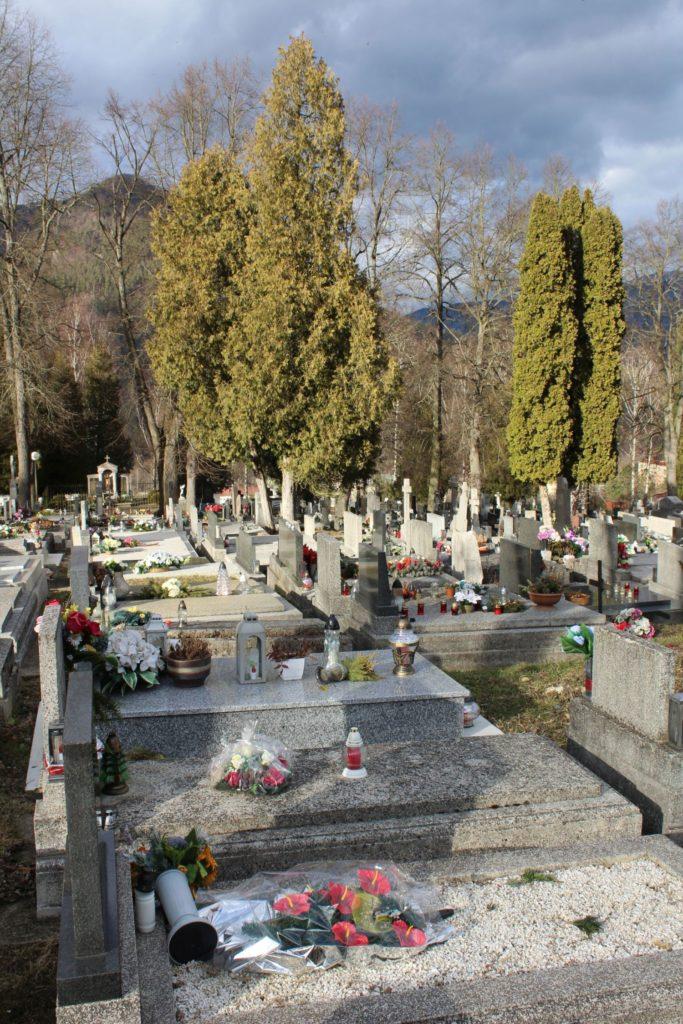 Mestský cintorín v Ružomberku 11