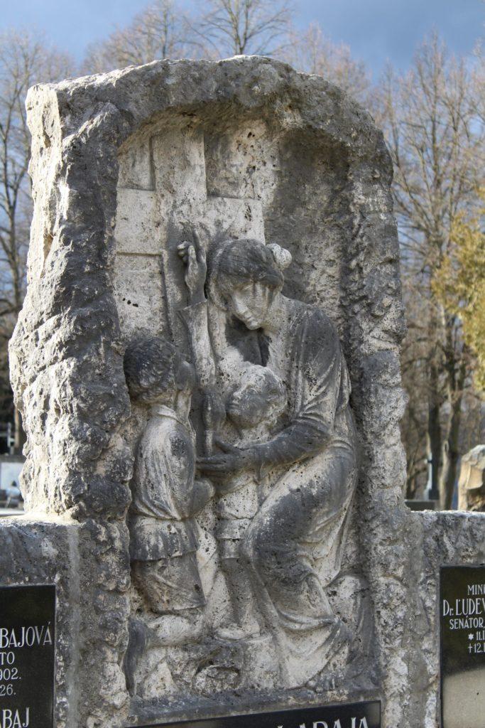 Mestský cintorín v Ružomberku 12