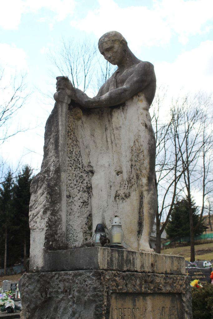 Mestský cintorín v Ružomberku 13