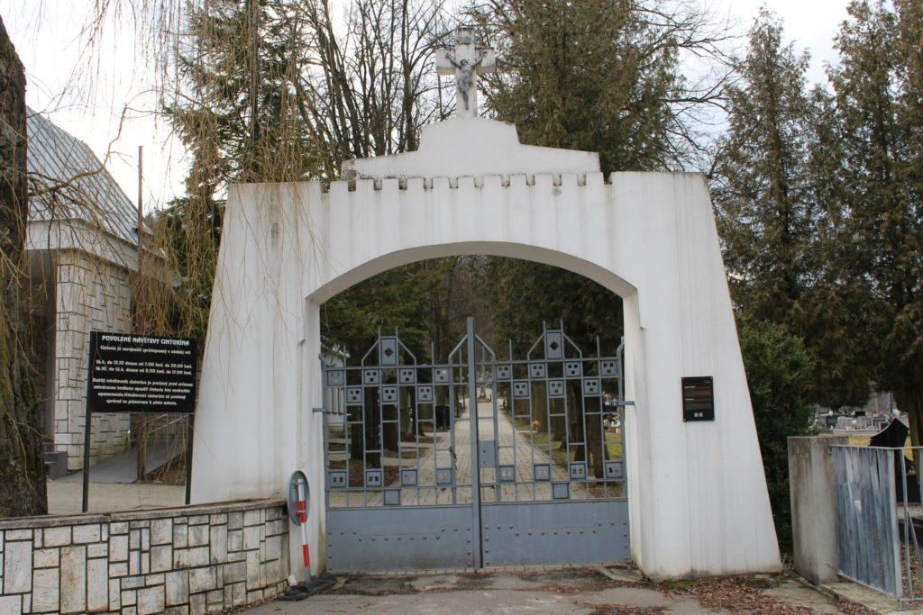 Mestský cintorín v Ružomberku 15