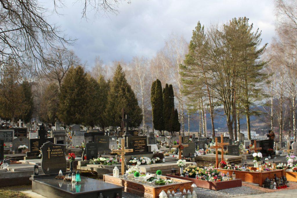 Mestský cintorín v Ružomberku 18