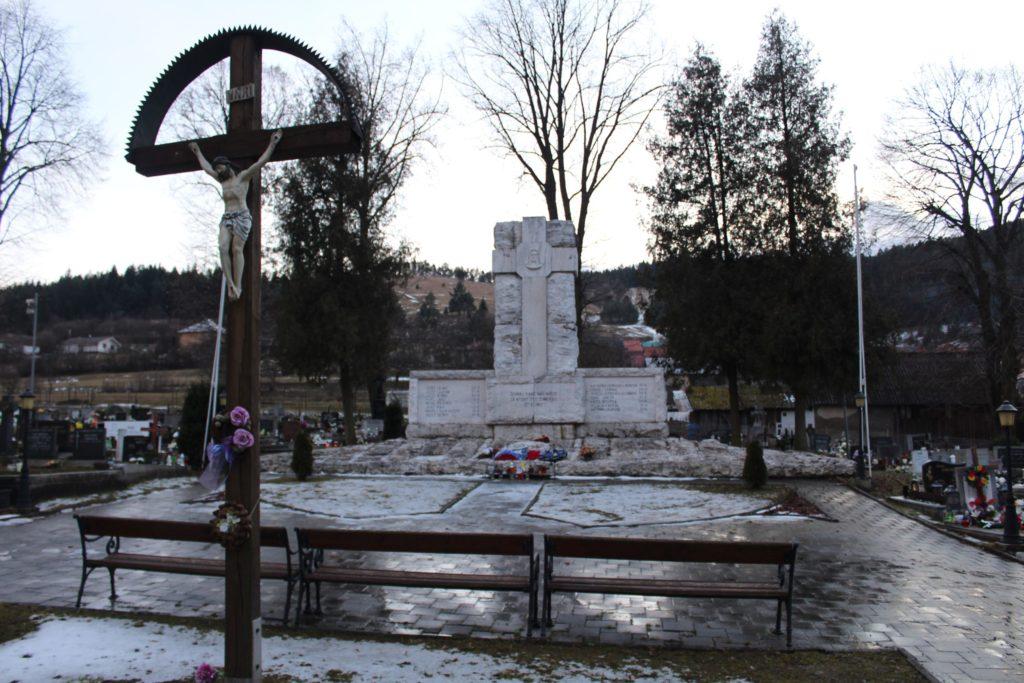 Pamätník černovských martýrov 10