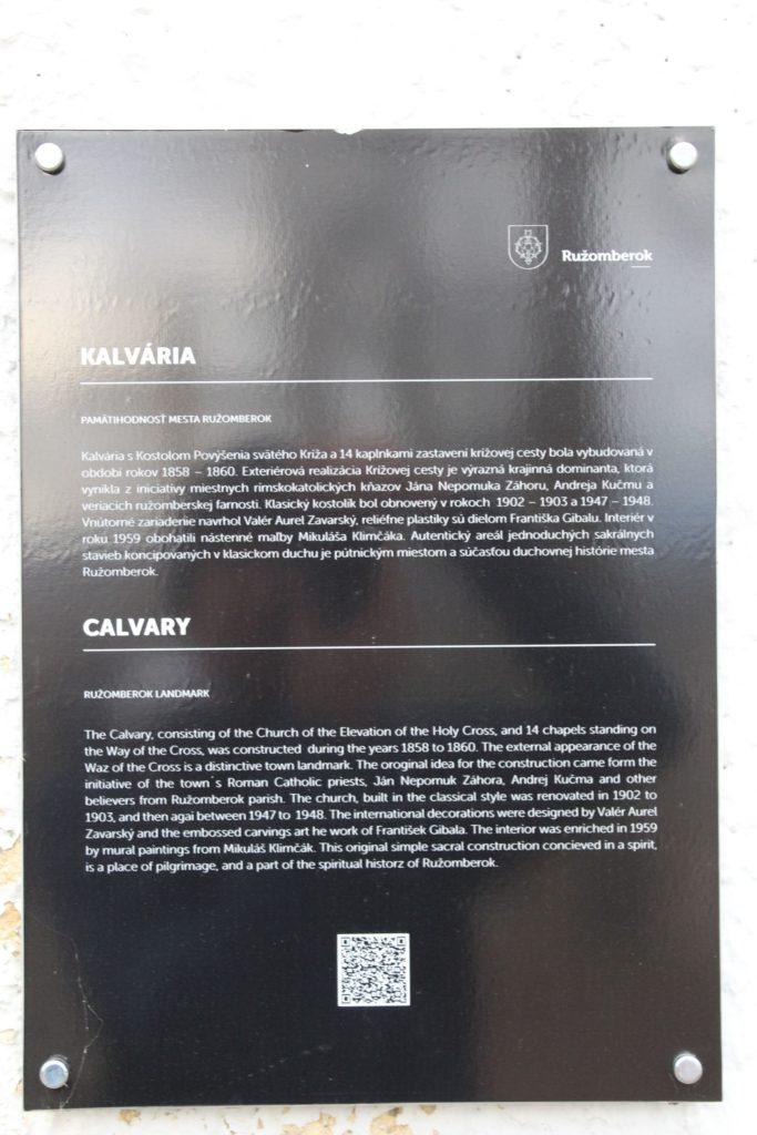 Ružomberská Kalvária 16