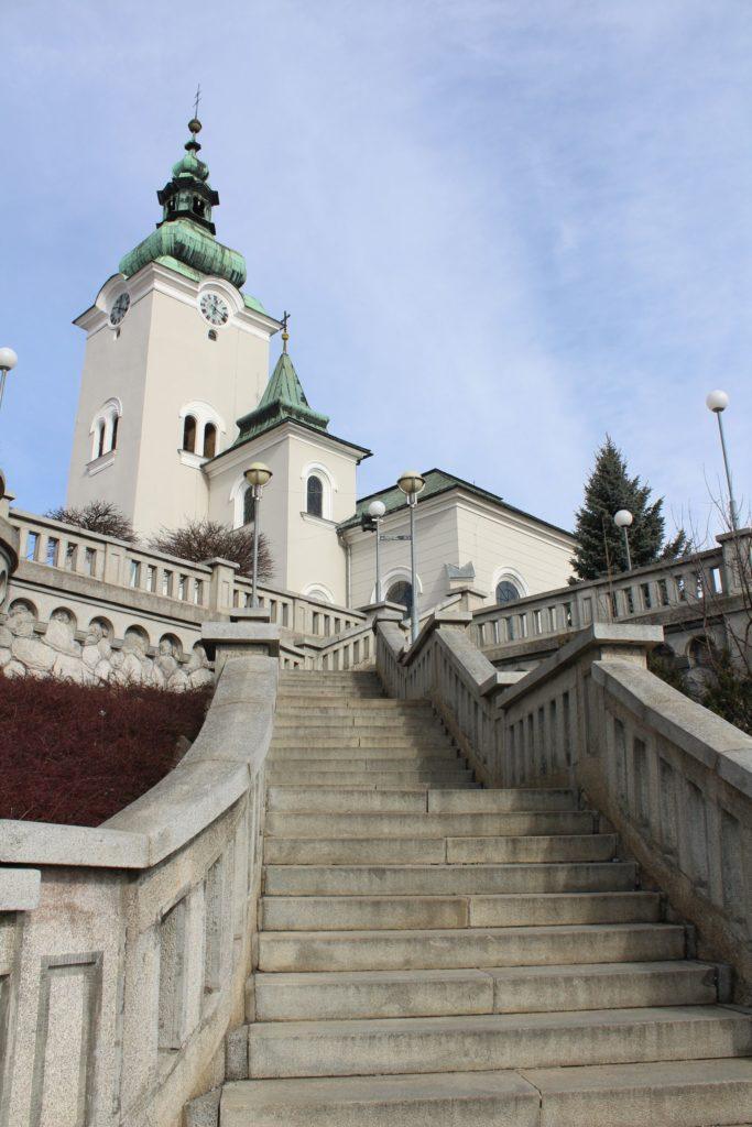 Ružomberské schody - Školské schody 02