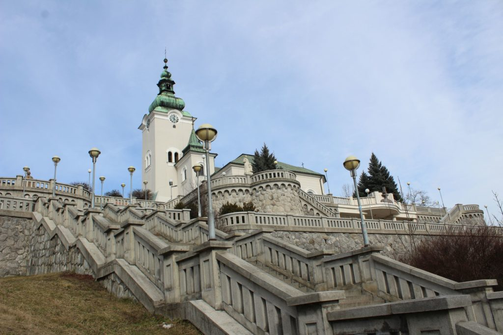 Ružomberské schody - Školské schody 07