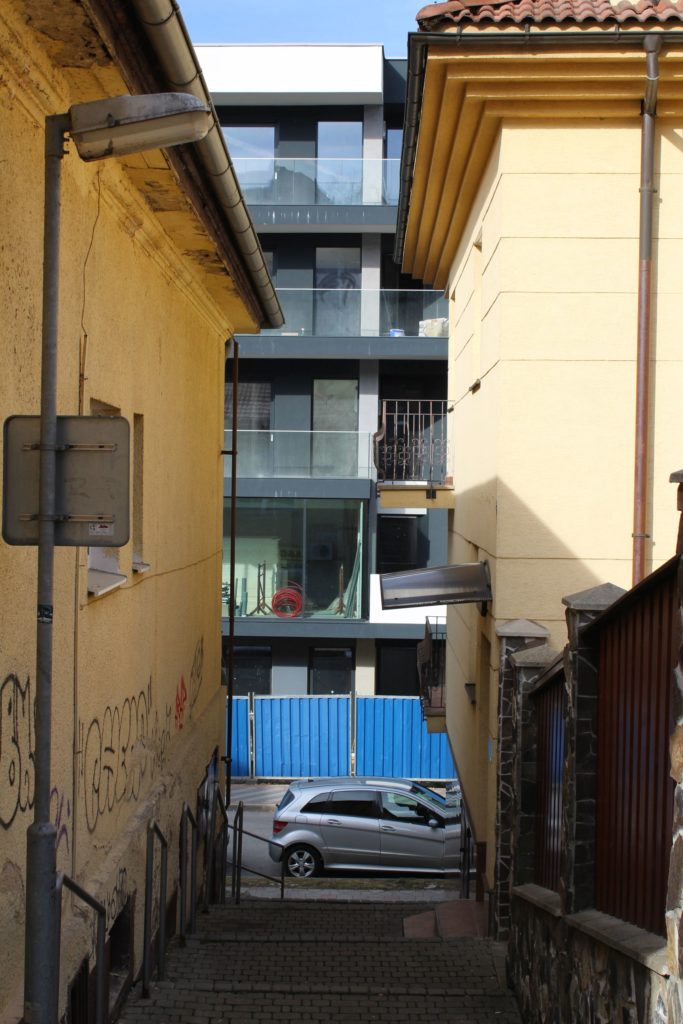 Ružomberské schody - Severná ulička 04