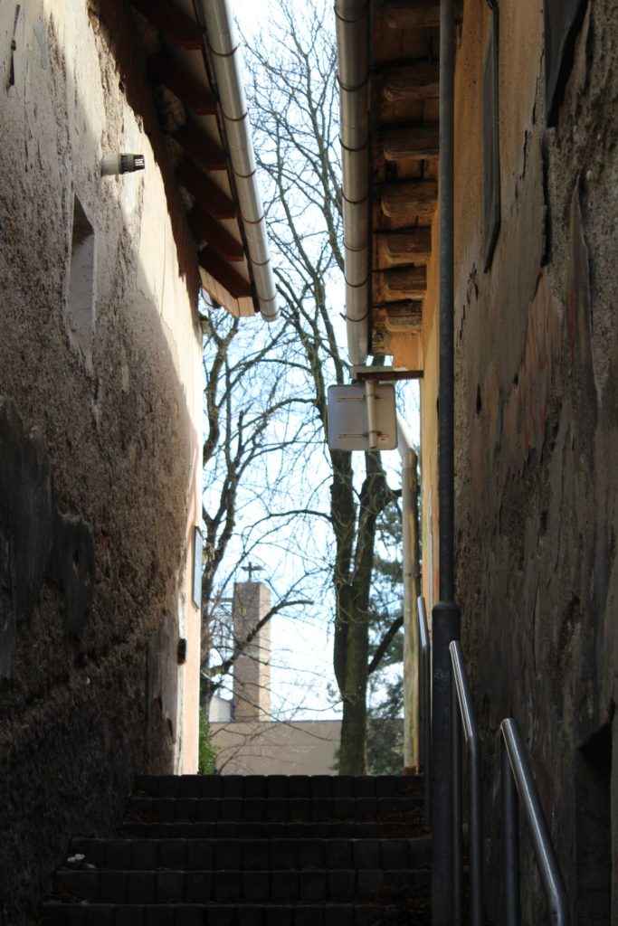 Ružomberské schody - Severná ulička 08