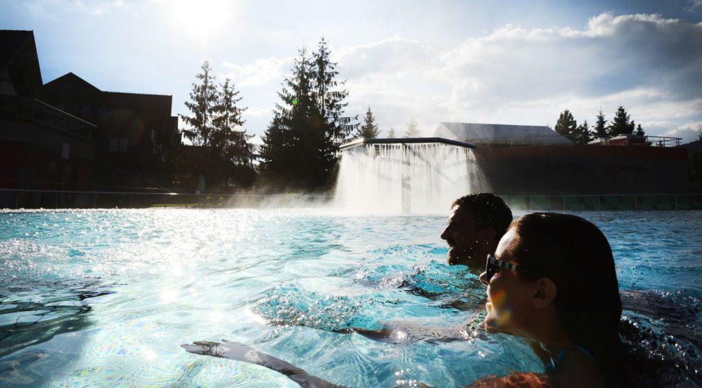 Vodný park Bešeňová 15
