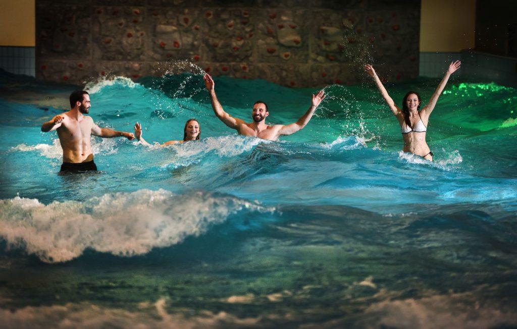 Vodný park Bešeňová 18