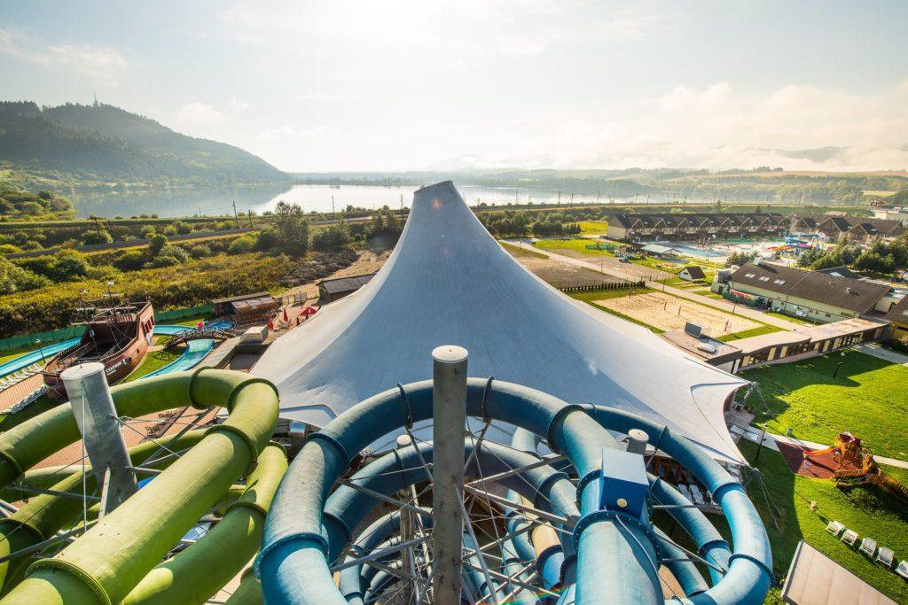 Vodný park Bešeňová 29