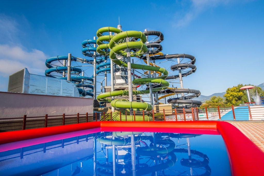 Vodný park Bešeňová 34