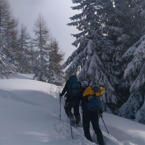 Zimné trasy