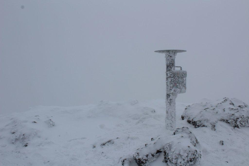 Na Veľký Choč v zime 01