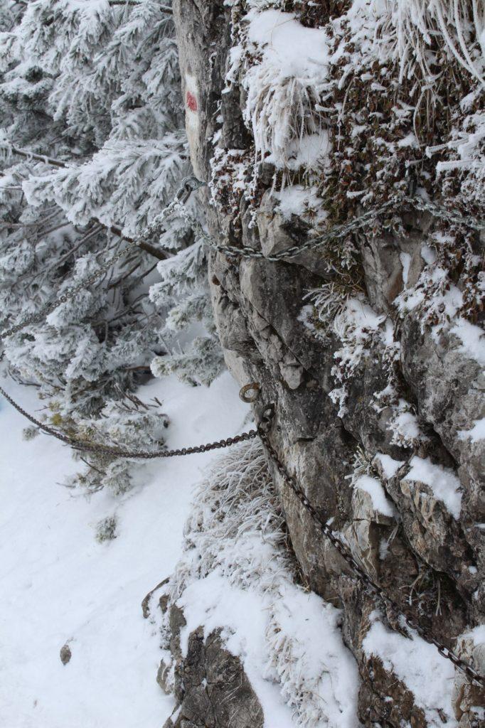 Na Veľký Choč v zime 10