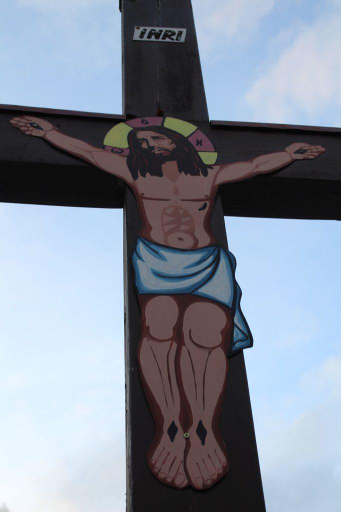 Kríž Černová, Lanoviská 02