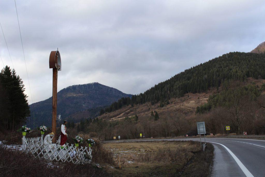 Kríž Černová, Opaliny pri Salaši Krajinka 05