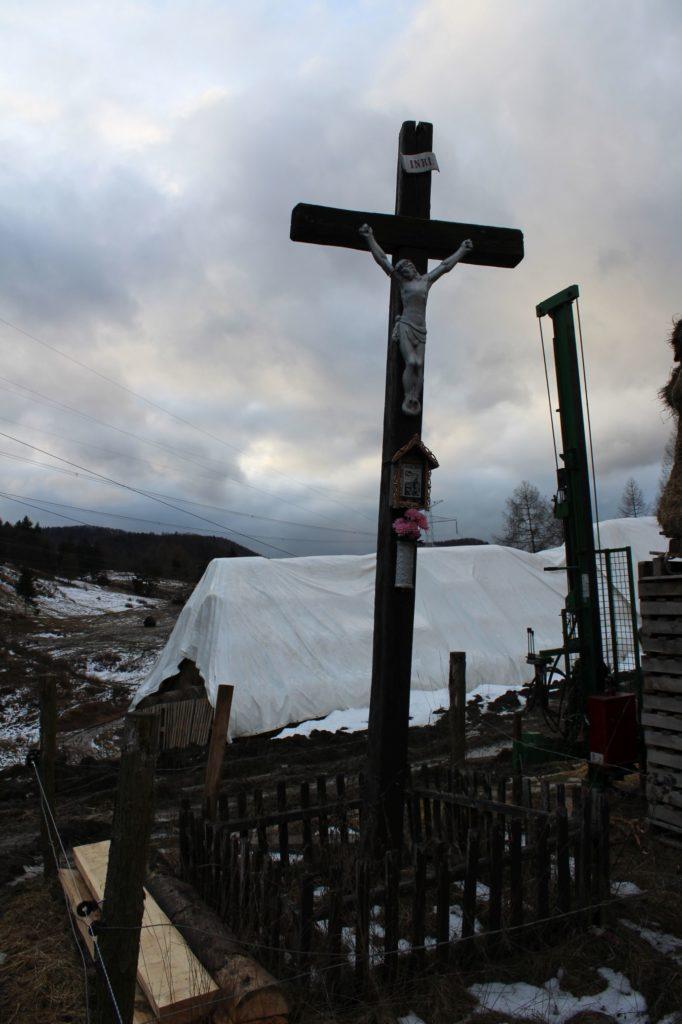 Kríž Černová, Zrázy 02
