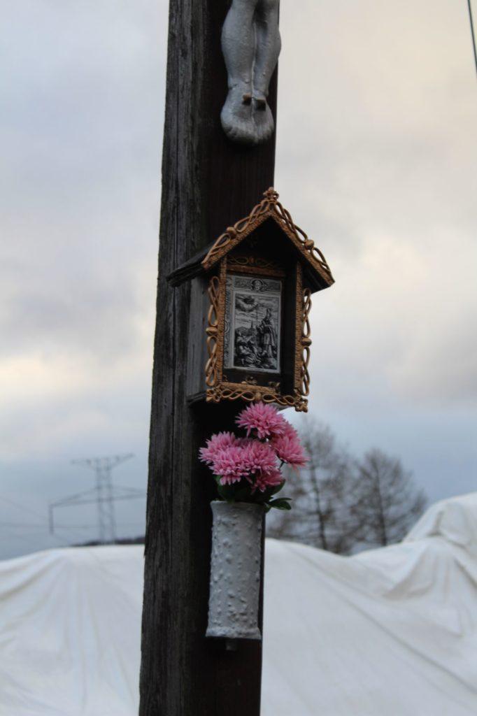 Kríž Černová, Zrázy 03