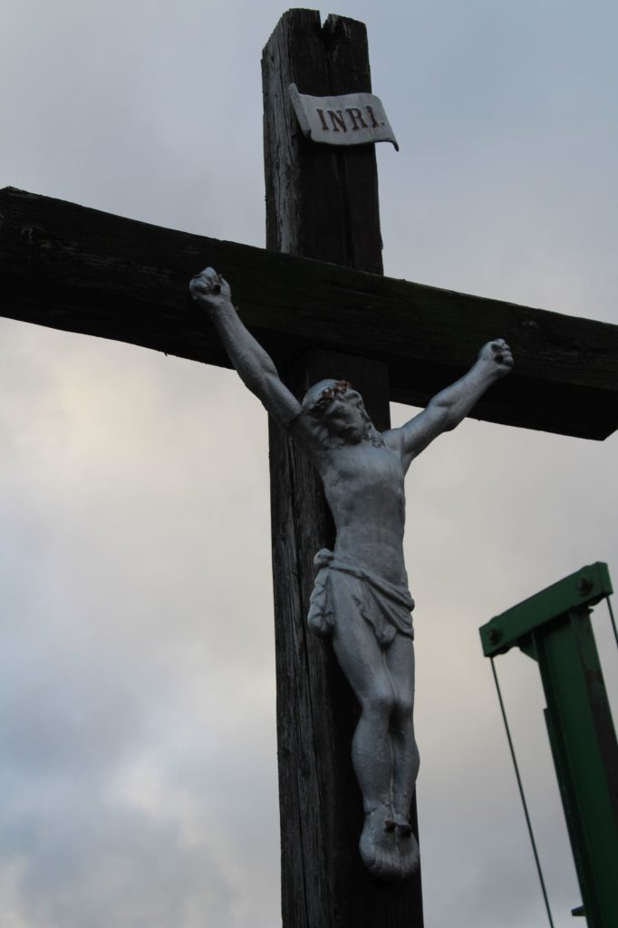 Kríž Černová, Zrázy 05