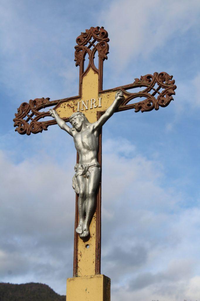 Kríž Černová, ulica Pri Váhu 03