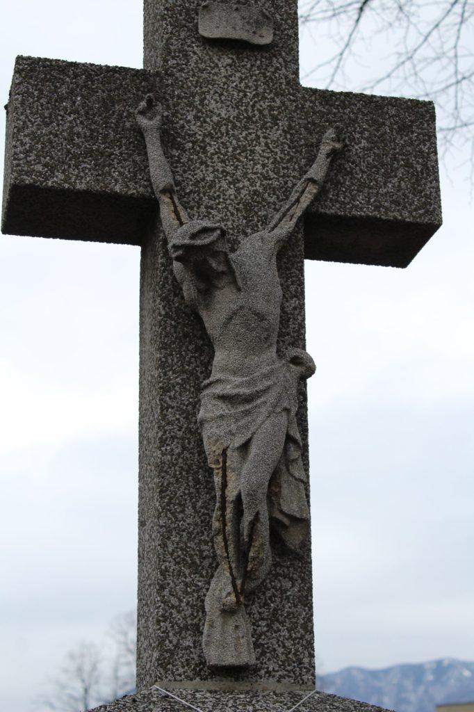 Kríž Ľubochňa, ulica Bahurina 01