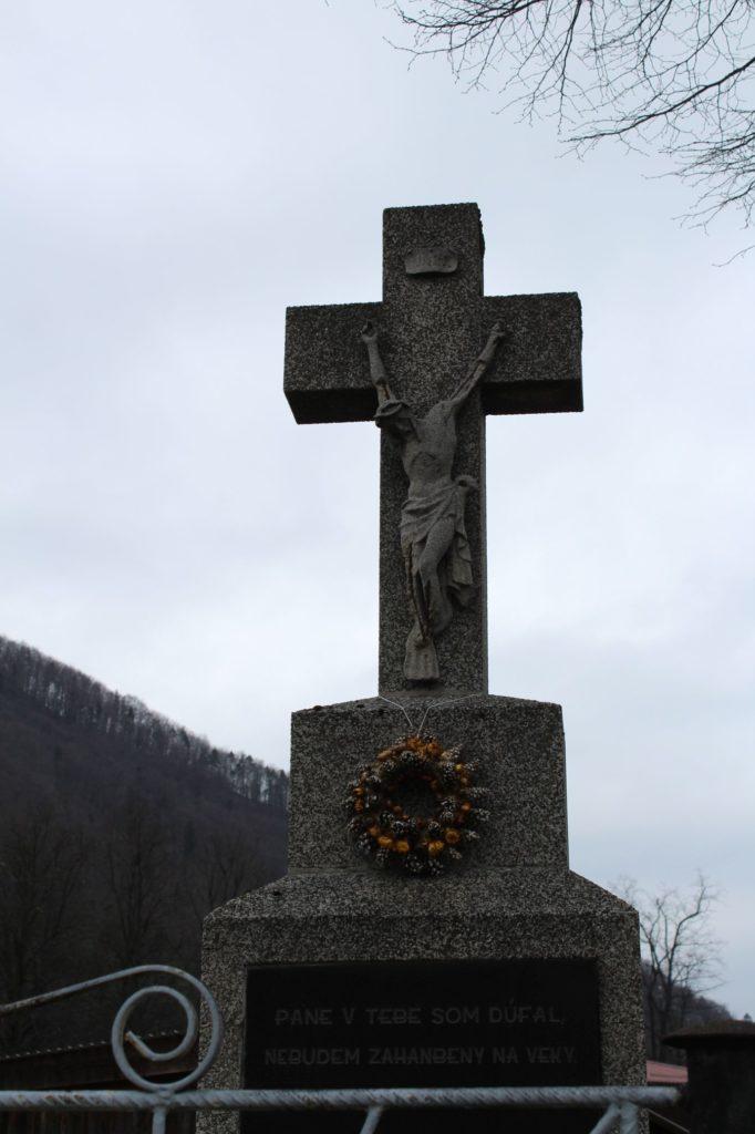 Kríž Ľubochňa, ulica Bahurina 03