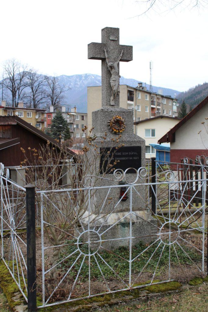 Kríž Ľubochňa, ulica Bahurina 04