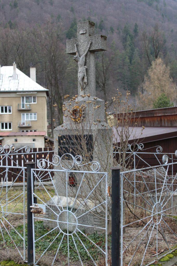 Kríž Ľubochňa, ulica Bahurina 05