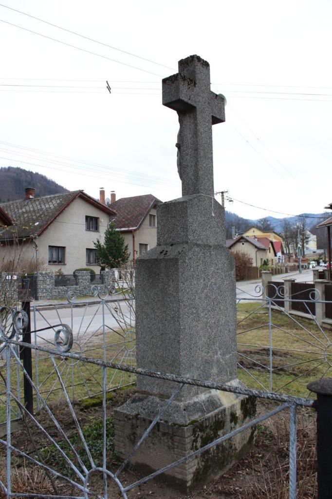 Kríž Ľubochňa, ulica Bahurina 06