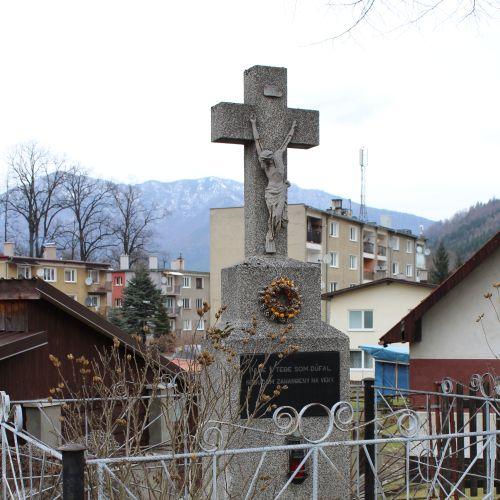 Kríž Ľubochňa, ulica Bahurina