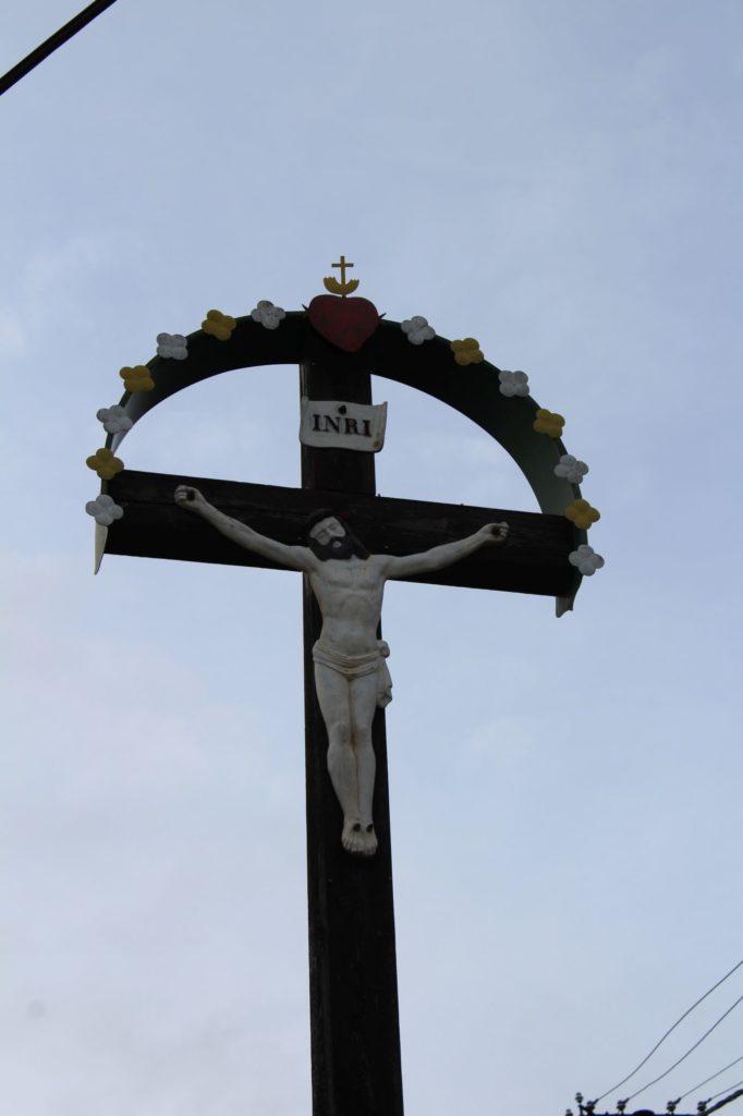 Kríž Likavka, ulica S. Nemčeka 04
