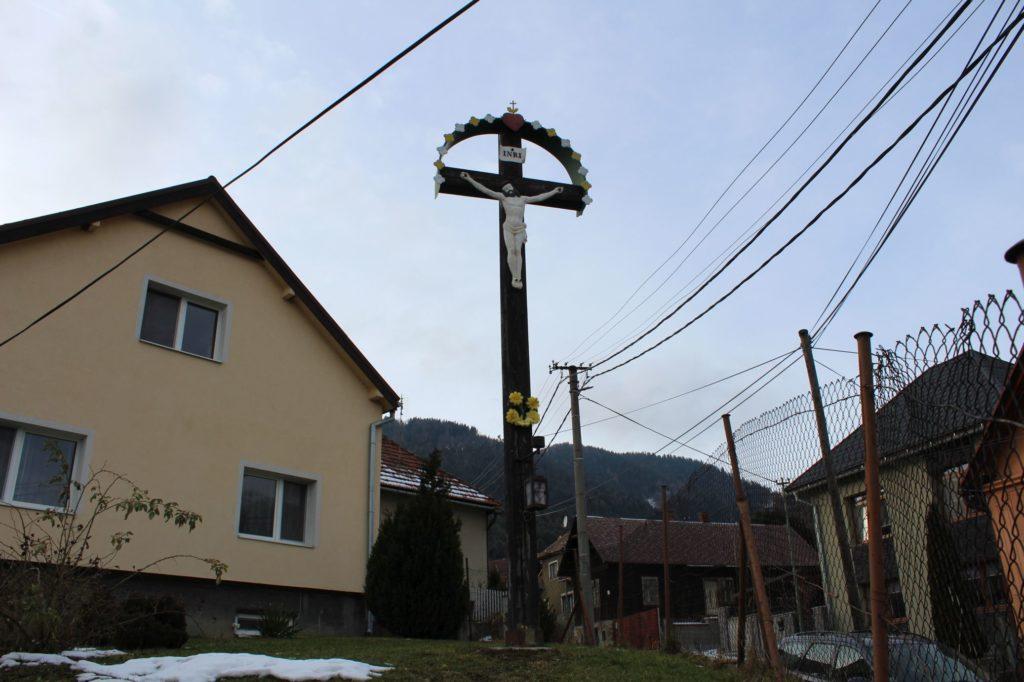 Kríž Likavka, ulica S. Nemčeka 05
