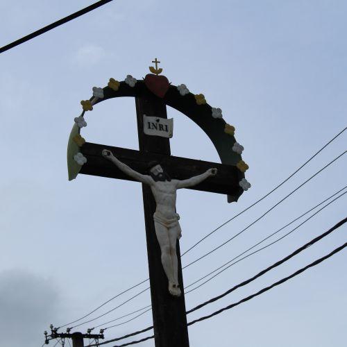 Kríž Likavka, ulica S. Nemčeka