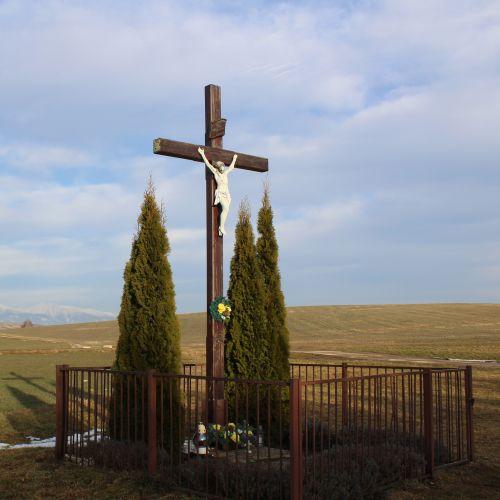Kríž Liptovská Štiavnica, Lúžok