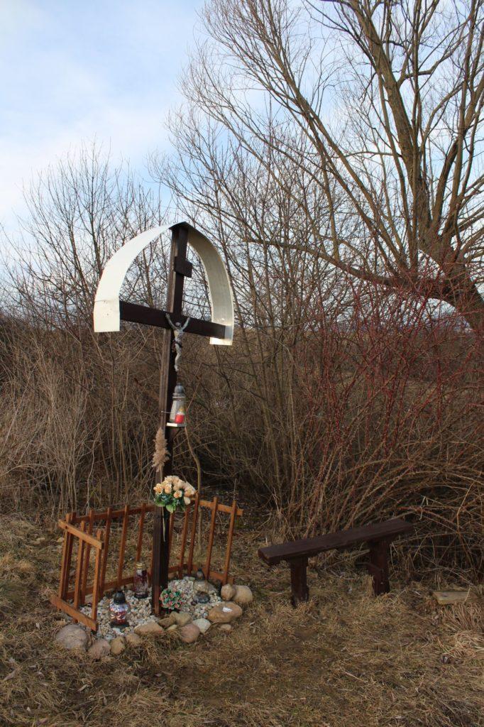 Kríž Liptovské Sliače - Nižný, Hrádok 06