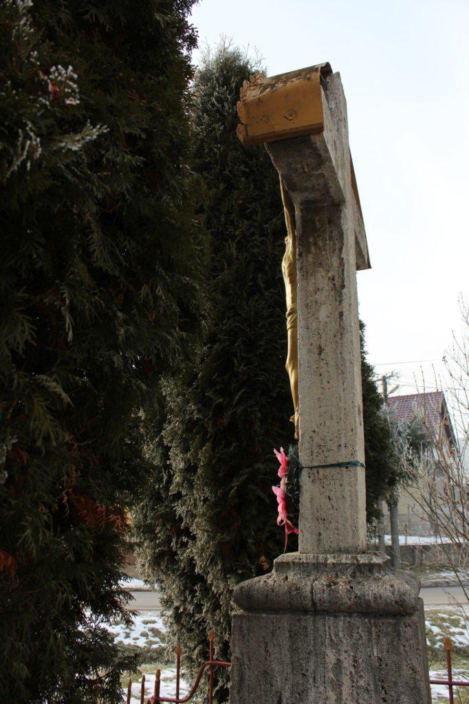 Kríž Liptovské Sliače - Vyšný, ulica Stupy 02