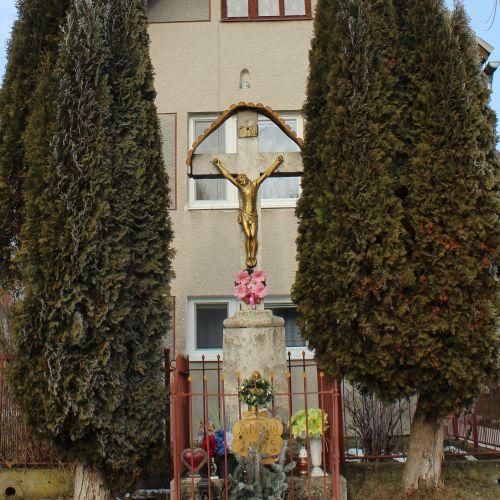 Kríž Liptovské Sliače – Vyšný, ulica Stupy