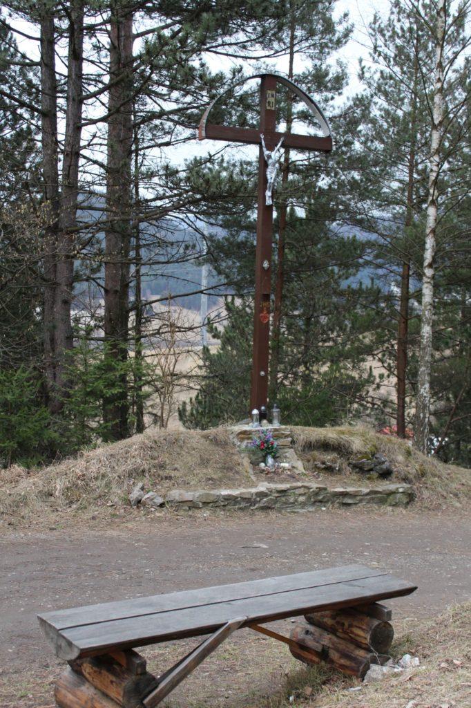 Kríž Ružomberok, pod Gejdákom 03