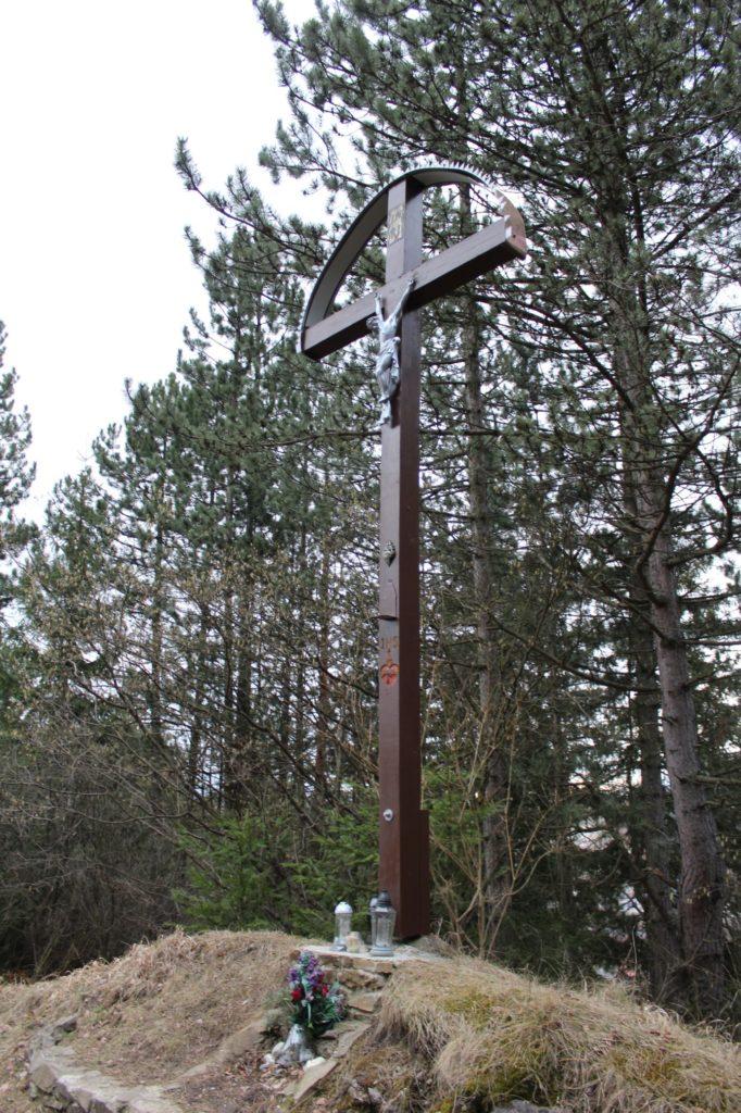 Kríž Ružomberok, pod Gejdákom 05